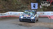 From the grandstand: Rally France shakedown