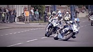 Armoy Road Races in Antrim, Northern Ireland