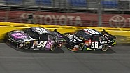 Kyle Busch and Kasey Kahne hit wall at Charlotte