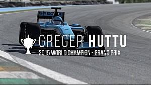 2015 iRacing.com GP Series World Champion: Greger Huttu