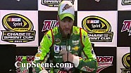 Dale Earnhardt Jr. press conference at Talladega