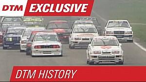 DTM History - 1991/1992