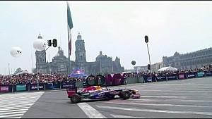 Infiniti Red Bull Racing F1 Showrun - Mexico City