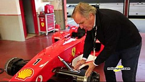 Ferrari World Finals | Giorgio Piola on the evolution of Ferrari F1