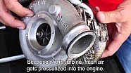 The turbo explained of the WTCC 1.6L engine, by Tom Coronel 2015