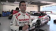 Michael Caruso tests Bathurst-winning Nissan GT-R NISMO GT3 at Fuji Speedway