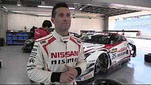 Michael Caruso tests Bathurst-winning Nissan GT-R NISMO GT3 at Fuji Speedway