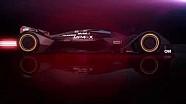 McLaren MP4-X Concept Car