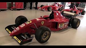 Ретрозвук: Ferrari V12 1995 року