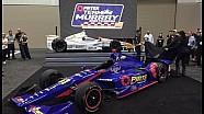 Wraps come off Matthew Brabham's Indy racer