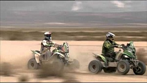 Dakar 2016 - Stage 6 - Qudas and Trucks