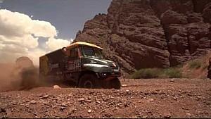 Bonver Dakar Project - Dakar 2016 - Stage 8/8. etapa