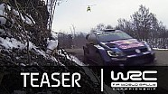 Rallye Monte-Carlo 2016: Teaser!