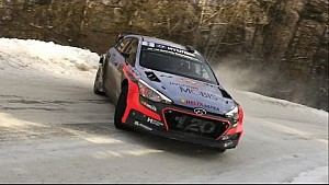 From the grandstand: Rally Monte Carlo day 3