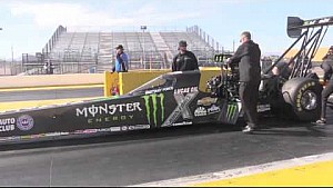 Brittany Force gives us the scoop on testing in Phoenix