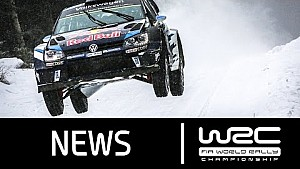 Rally Sweden 2016: Stages 5-9