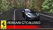 Ferrari GTC4Lusso - Focus on vehicle dynamics