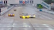 Accidente de Jan Magnussen en Sebring