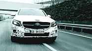 Le teaser du nouveau Mercedes-Benz GLC Coupé