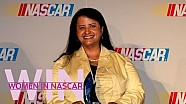 Women in NASCAR: Alba Colon