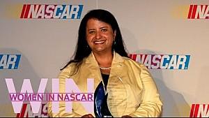Women in NASCAR: Alba Colon