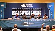 FE - 2016 Long Beach ePrix - Press conference