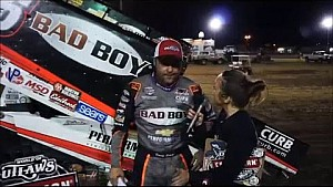 2016 World of Outlaws Craftsman Sprint Car Series at Silver Dollar Speedway