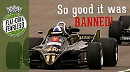 Lotus Type 88 - The BANNED F1 car
