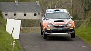 FIA ERC - Circuit of Ireland Rally - ERC2 Leg 1 highlights