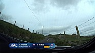 FIA ERC - Circuit of Ireland Rally - Onboard Fisher SS 3