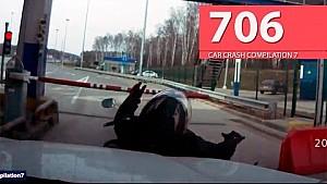 Car Crash Compilation # 706 - April 2016