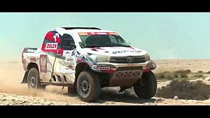 ORLEN Team Sealine Qatar 2016: Etap 1