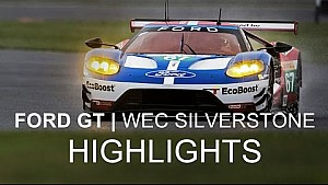 Ford GT 2016 WEC Silverstone: Race Highlights #FordWEC #6hSilverstone