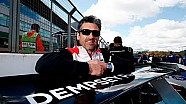 Patrick Dempsey talks about his racing passion