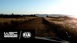 Rally Argentina 2016: Onboard Paddon SS1
