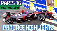 Action-Packed Paris 2016 Free Practice Highlights - Formula E