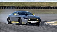 Introducing the Aston Martin V12 Vantage S Manual with AMSHIFT