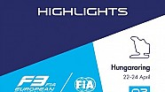 Round 02 Hungaroring / Highlights races 4-6