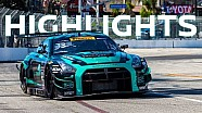 Pirelli World Challenge Highlights - 2016 Long Beach - GT-R GT3 Always Evolving