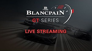 LIVE - Blancpain Sprint Series - Brands Hatch 2016 - Free Practice 2