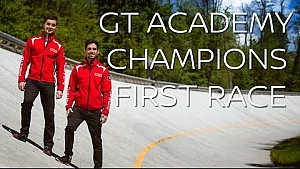 GT Academy Winners First Race at Monza