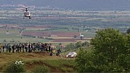 FIA ERC - Seajets Acropolis Rally - SS6 Multi Camera View Lukyanuk