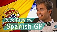 Nico Rosberg explains why the Spanish GP circuit is a special place to drive