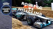 Nico Rosberg: Mclaren F1 star sets stunning pace