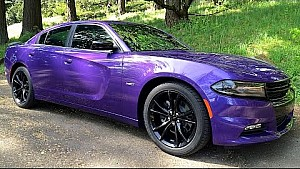 2016 Dodge Charger R/T Blacktop - Review & Test Drive