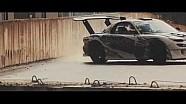 Drift Allstars European Series Round 5 - Estonian Drift GP Track Preview