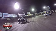 World of Outlaws Craftsman Sprint Cars Tri-State Speedway May 14th, 2016 | ONBOARD