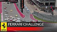 Ferrari Challenge North America – Double Wins and Texas Wind