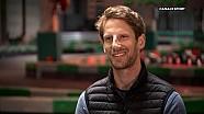 Interview de Romain Grosjean dans les Spécialistes F1