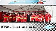 La ABT Schaeffler Audi Sport a Berlino